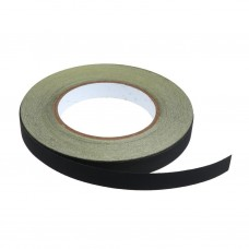 15mm Adhesive Cloth Fabric Tape Wool Roll Black Wiring Harness Electric Cable Wire Tape Tools