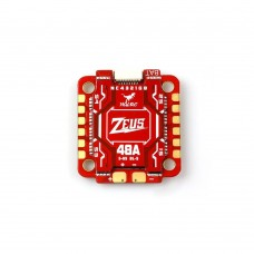 HGLRC Zeus 48A 4in1 ESC 3-6S BL_S with Heat Sink