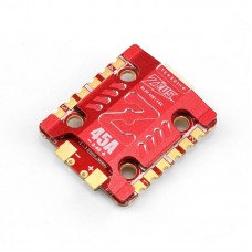 HGLRC Zeus 4in1 45A 3-6S BLHeli32 4in1 ESC 20x20mm for FPV Racing Drone with Heat Sink