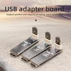 HGLRC 90 Degree L-Shaped Right Angle Micro USB