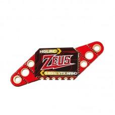 HGLRC Zeus nano VTX 350mW 16x16 20x20 25.5x25.5 mm